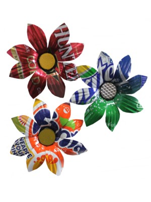 recycled crafts, green products