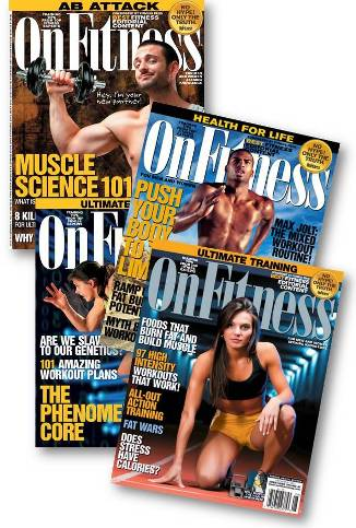 subscribe to onfitness magazine today