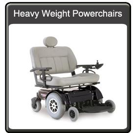 heavy - Power Chairs