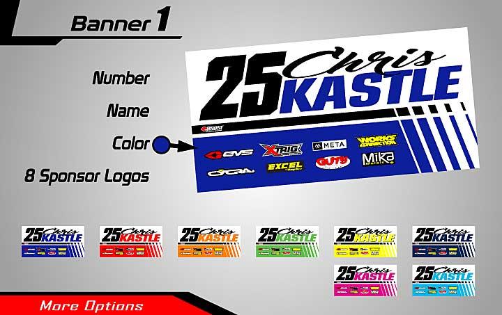 Roost MX - Motocross Graphics - Motocross Sponsor Banner ...