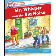Joy Cowley Collection Mr. Whisper and the Big Noise