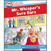 Joy Cowley Collection Mr. Whisper's Sore Ears